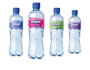 What Are The Health Benefits Of Drinking Propel Fitness Water